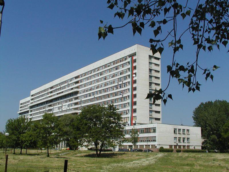 """Neurosurgical Clinic at the University Hospital """"St. Georgi – Base 2"""""""